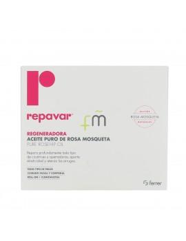 REPAVAR REGENERADORA ACEITE PURO ROSA MOSQUETA ADVANCE 15 ML