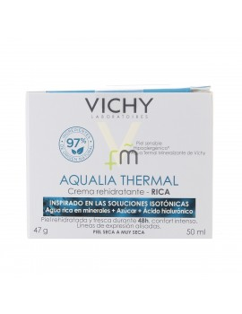 AQUALIA THERMALRICA TARRO 50 ML VICHY