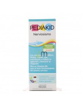PEDIAKID NERVIOSISMO 125 ML