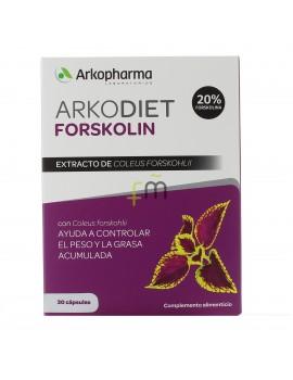 ARKODIET FORSKOLIN 30 CAPS