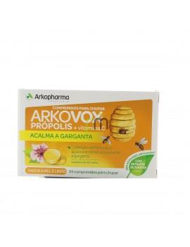 ARKOVOX PROPOLIS VIT C 20 COMPRIMIDOS