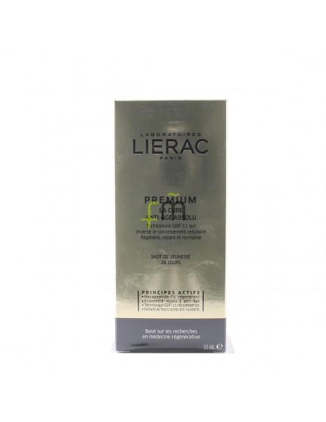 LA CURE PREMIUM LIERAC 30 ML 28 DIAS