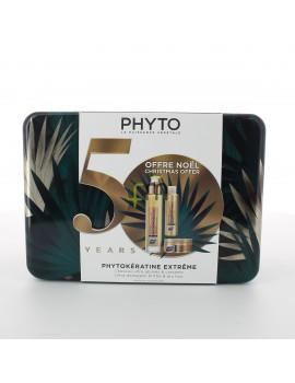 COFRE DE NAVIDAD PHYTOKERATINE EXTREME100 ML PHYTO + SHAMPO + MASCARILLA 50 ML