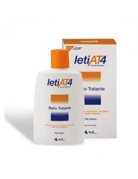 LETI AT 4 BAÑO TRATANTE 200 ML