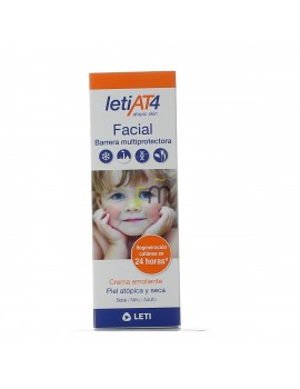 LETI AT 4 FACIAL 100 ML