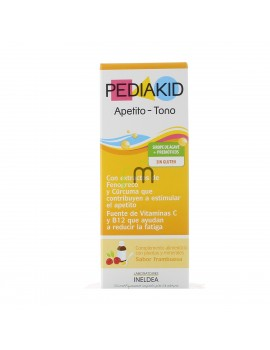 PEDIAKID APETITO TONO 125 ML