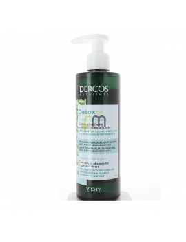 VICHY DERCOS NUTRIENTS DETOX CHAMPU 250 ML