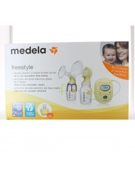 SACALECHES MEDELA FREESTYLE ELECTRICO DOBLE