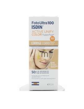 FOTOULTRA ISDIN ACTIVE UNIFY FUSION FLUID COLOR 50 ML