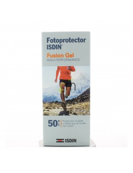 FOTOPROTECTOR ISDIN SPF-50+ FUSION GEL BODY 100 ML