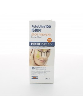 FOTOPROTECTOR ISDIN SPF 100 ULTRAFUSION FLUID 50 ML